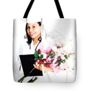 Graduation Pride Tote Bag