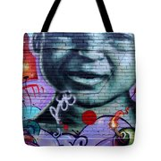 Graffiti 18 Tote Bag