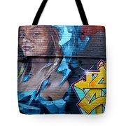 Graffiti 19 Tote Bag