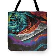 Graffiti 2 Tote Bag