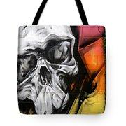 Graffiti 21 Tote Bag
