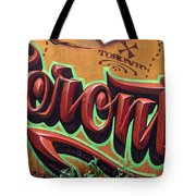 Graffiti 22 Tote Bag
