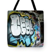Graffiti 4 Tote Bag
