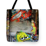 Graffiti 5 Tote Bag