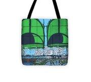 Graffiti #5781 Tote Bag