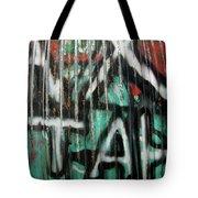 Graffiti Abstract 1 Tote Bag