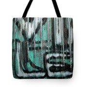 Graffiti Abstract 2 Tote Bag