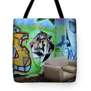 Graffiti Art Albuquerque New Mexico 7 Tote Bag
