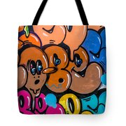 Graffiti Art Nyc 10 Tote Bag