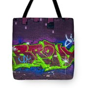 Graffiti Art Nyc 2 Tote Bag