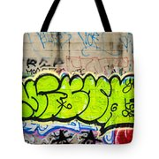 Graffiti Art Nyc 3 Tote Bag