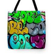 Graffiti Art Nyc 8 Tote Bag