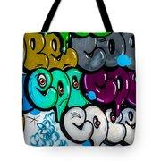 Graffiti Art Nyc 9 Tote Bag