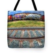 Graffiti Genius 2 Tote Bag