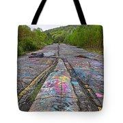 Graffiti Highway, Facing South Tote Bag