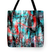 Graffiti Tote Bag
