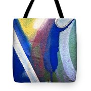 Graffiti Texture V Tote Bag