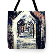 Graffiti Under Bridge Tote Bag
