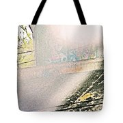 Graffiti Under The Bridge Tote Bag