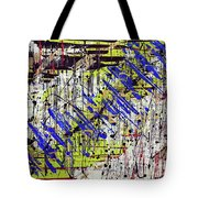 Graffitti Tote Bag