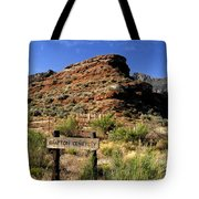 Grafton Cemetery Tote Bag