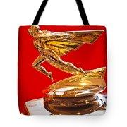 Graham Goddess Hood Ornament Tote Bag