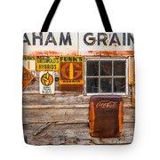 Graham Grain Company Tote Bag