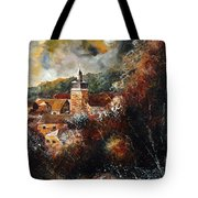 Graide Village Belgium Tote Bag