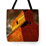 Grain Elevator Tote Bag