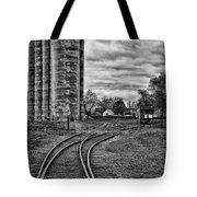 Grain Elevators 15222 Tote Bag