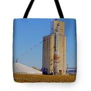 Grain Storage Hdr No1 Tote Bag