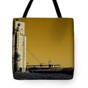 Grain Storage Infrared No2 Tote Bag