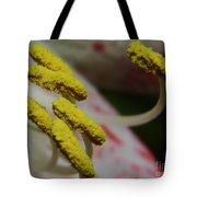 Grains Of Pollen Tote Bag