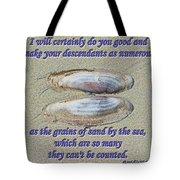 Grains Of Sand Tote Bag