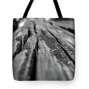 Grains Of Wood Tote Bag