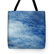 Grainy Sky Tote Bag