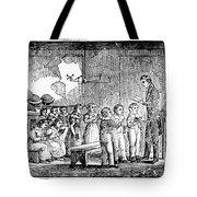 Grammar School, 1790s Tote Bag