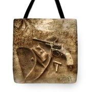 Grammas Gun 2 Tote Bag