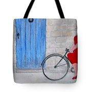 Gran In Provence Tote Bag
