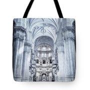 Granada Cathedral Interior Tote Bag