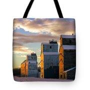 Granary Row Tote Bag