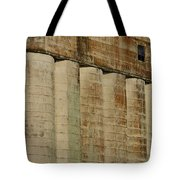 Granary Silos With Window Tote Bag