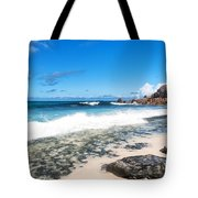 Grand Anse Beach Tote Bag