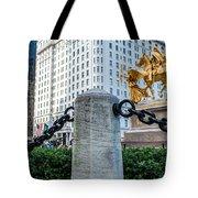 Grand Army Plaza 14 Tote Bag