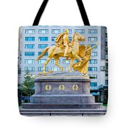 Grand Army Plaza 5 Tote Bag