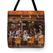 Grand Bar Tote Bag