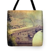 Grand Canal Bridge Suzhou Tote Bag