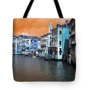 Grand Canal Pop Art Tote Bag