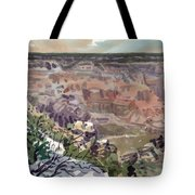Grand Canyon 08 Tote Bag