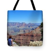 Grand Canyon 14 Tote Bag